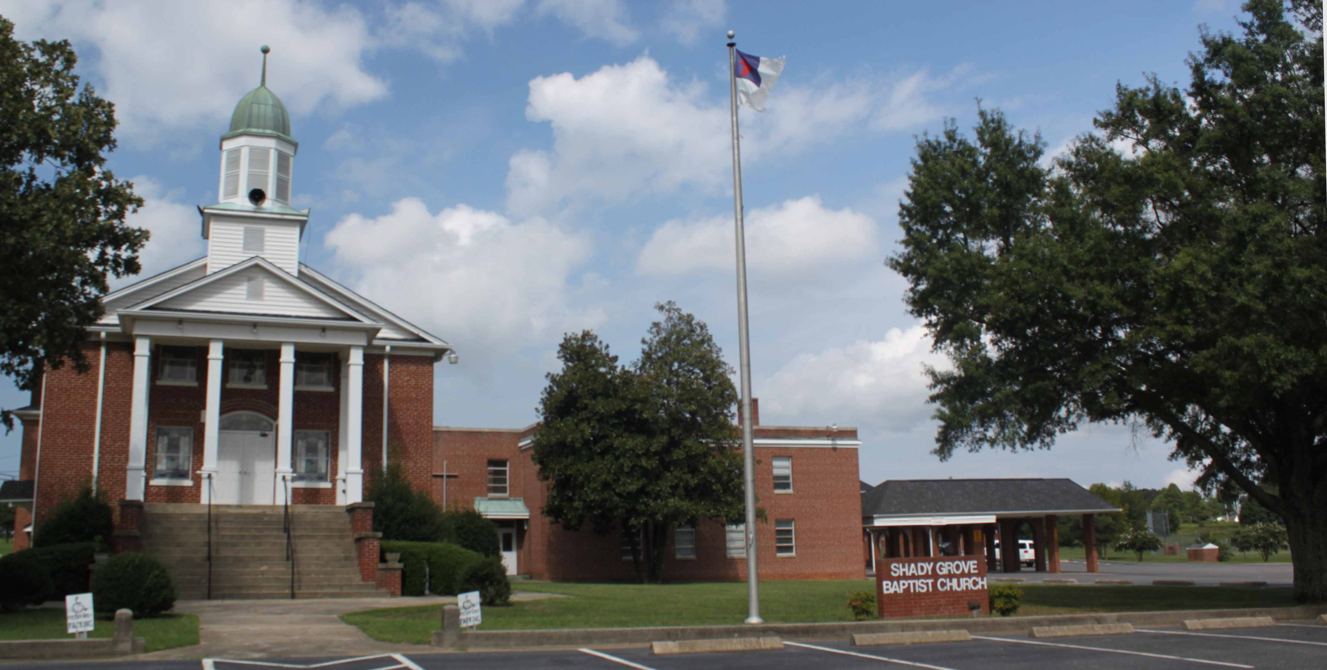 Church Offices and Worship Center, 3240 Tryon Courthouse Road, Cherryville, North Carolina, 28021, USA